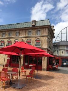 リサとガスパールタウンカフェ