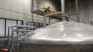 白州サントリー工場ウイスキー醸造工程の仕込み
