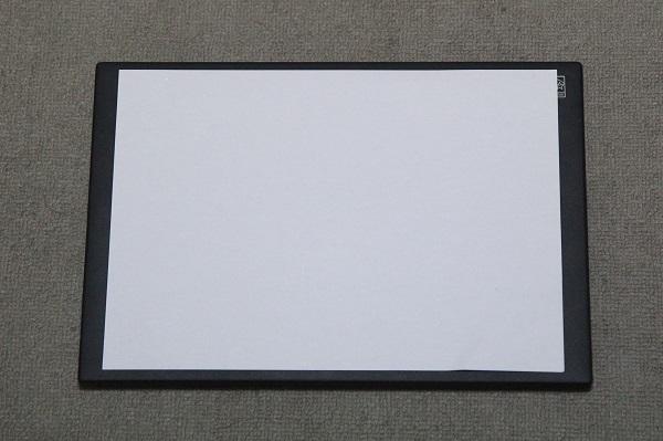 ThinkPad X1 大きさ比較