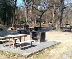 万力公園ピクニック広場